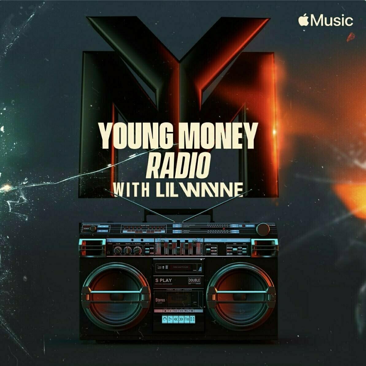 Young Money Radio artwork